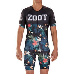 Zoot LTD Tri Aero Racesuit Korte Mouwen Heren, bont